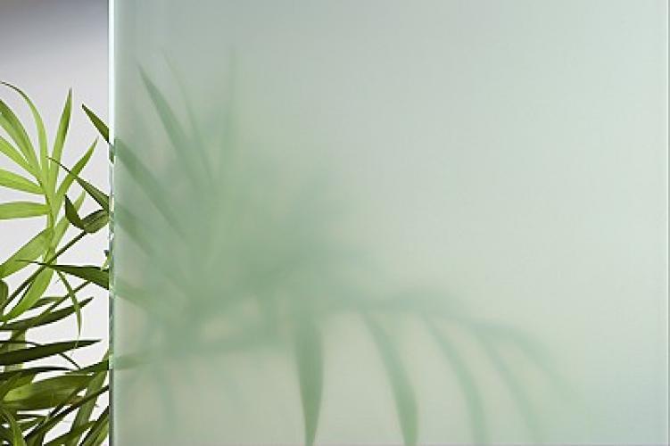 Матовое прозрачное стекло